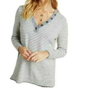 Anthropologie Striped Serena Sweater-Women's